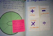 Algebra 1 / by Paige McMillin
