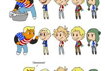 Skandinavien & world