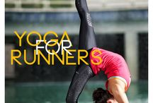 Yoga for Runners / Yoga is great for runners.   / by Sophie Massé