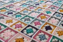 crochet afghans and blankeets / by Evie N Jason Lyon