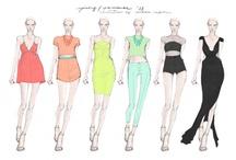 Fashion design  / I love fashion!