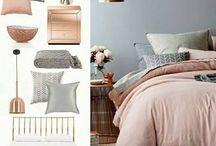 Grey Themed House Bedroom Ideas
