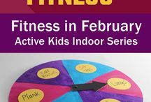 Fitness for kids/mum