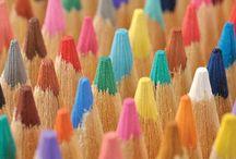 Beszélgető színek / Egymásra bátran ható színek