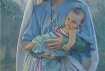 Mother Maryam & Prophet Jesus