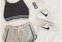 Brands / Nike, Adidas mainly