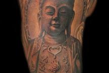 Buddha tatto