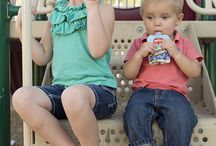 Kids Snacks & Lunches