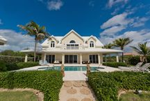 """On the Rocks - Cayman Villas / A private 6-bedroom vacation rental that's literally """"On The Rocks"""": this elevated villa occupies a prime spot on Grand Cayman's Beach Bay bluff. Ocean views and luxury amenities abound!"""