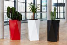 Květináče KASPER DESIGN / Designové květináče a barevné obaly na květináče.