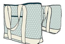 Coudre un sac / Chez Linna Morata