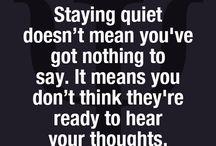 Gânduri