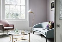 Evergreen / Whether you're looking to bring the outdoors in with nature-inspired hues, create a serene space with muted mints or going for grown-up sage, green is here to stay