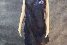 nuno felted garment