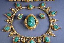 Ékszerek - Zöld / Jewels   - Green