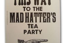Mad Hatter's Tea Party DO...