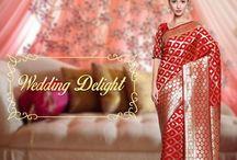 Bridal Banarasi #Saree