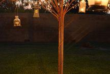 steel tree