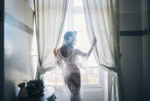 boudoir mariée