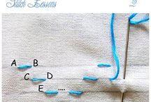 Stitch Lessons