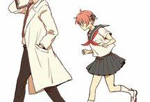 Yato & samurai / Anime lyf and some Ginkagu love