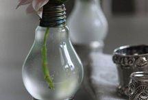 Light bulbs  / Not just ideas