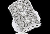 Statement Diamond Jewelry / Statement Diamond Jewelry