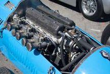 EQUIPES F1 1950- CAMPEÃO GIUSEPPE FARINA Alfa Romeo 158 'Alfetta' / Equipes principais no ano de  1979 f1 e o piloto campeao mundial italiano Giuseppe Farina