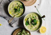 Soupes Potages et cie