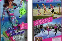 Midge by Mattel