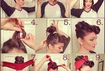 moda peinados maquillaje