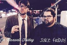The Futurenauts on #RadioTitans / Futurenauts is a sketch comedy podcast featuring:  Jake Friday and Kevin Corcoran