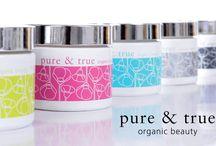 Pure & True Organic Skincare / Natuurlijke gezichtsverzorging uit Hawaii