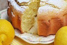 gateau italien au citron