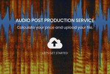 Audio Noise Reduction / Audio noise reduction software, services and tutorials.