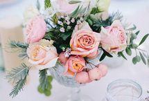 kwiaty - na stół