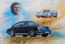 Memory Paintings - painted by Bert Heemskerk / 'tribute to my dad'  Het bollenvak was zijn grote liefde. Een eigen bedrijf, werken op het land, alles ging nog met de hand. Hard werken voor zijn gezin waar hij ook gek op was!