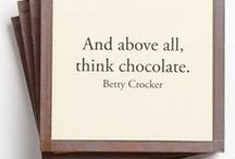 Chocolate - the new food group
