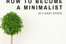 Minimalist {living}