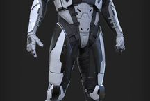 Suits (armors)