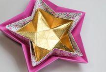 折り紙 スターディッシュ