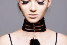 FETISH FASHION EDITORIAL / Photo: Viktoria Perger Styling: Zsuzsa Peleskey Makeup: Henriett Gercosz Hair: Mario Horvat Model: Stefi at TrendAttack Model Agency