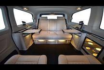 Mercedes Benz Vito / V Class VIP Design VVD1010 by TRIMO