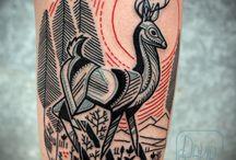 Tattoo time!