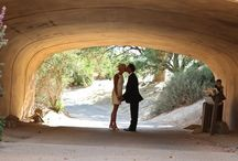 Palm Springs Weddings / Wedding Photography in Palm Springs, California.