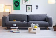 Muuto Furniture / Inspirational Muuto Furniture from the Scandinavian design house