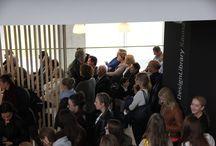 "Kaunas Design Library opening / Inaugurata la sede in Lituania.  PH setting ""Courtesy of DesignLibrary Kaunas"" /  PH opening ©Indre Davainytė"