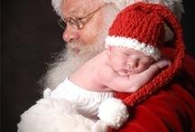 christmas shoot with santa