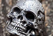 Skull Rings