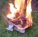 Azimat Pusaka Kebal Api Anti Bakar Garansi Lulus Tes